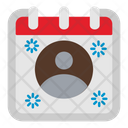 User Profile Appointment Icon