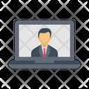 User Profile Employee Icon