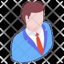 Man Male Person Icon