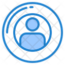 User Avatar Man Icon