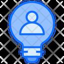 Bulb Light Idea Icon
