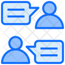 User Chat Message Icon