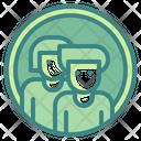 User Avatar Social Icon
