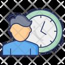 User Avatar Male Icon