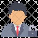 User Profile Private Icon