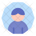 User Interface Account Icon