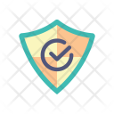 User Protection Safe Icon