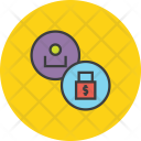 User Account Locked Icon