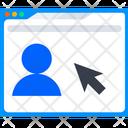 User Account Web Profile User Profile Icon