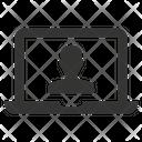 Security Profile Password Icon