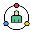 User Affiliated Connect Icon