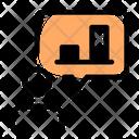 User Analysis Analysis Graph Icon