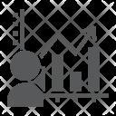 User Analysis Data Icon