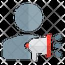 User Announcement Anchor Anchor User Icon