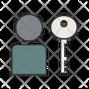 User Authentication Icon