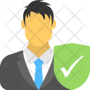 User Authentication Privacy Icon
