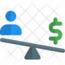 User Balance Finance User Icon
