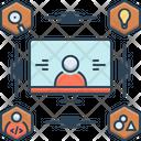 User Centered Design User Centered Icon