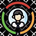 User Chart Icon