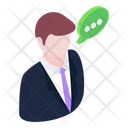User Chat Personal Chat User Communication Icon