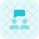 User Chat Icon
