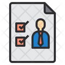 User checklist Icon