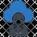 User Cloud Icon