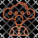 Cloud Employee Avatar Icon