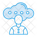 User Cloud Icon