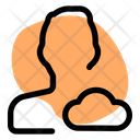 User Cloud Data Icon