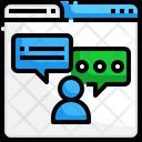 User Comment Comment Message Icon