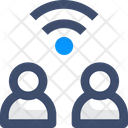 Communicationv User Communication User Conversation Icon