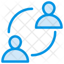 Communication User Employees Icon