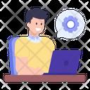 User Configuration Icon