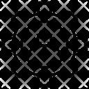 Settings User Cogwheel Icon