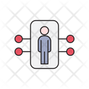 User Connection Account Icon