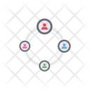 Connection User Sharing Icon