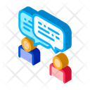 Arranging Business Center Icon