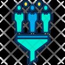 User Conversion Icon