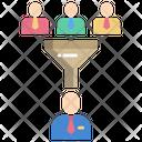 User Conversion Conversion Sorting Icon