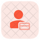 User Credit Card Icon