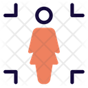User Crop Icon