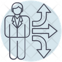 Business User Sharing Icon