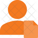 Document User Action Icon