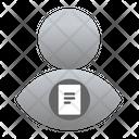 User Document User Document Icon