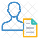 User Document Files Icon
