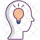User Driven Innovation Innovative Idea Creative Mind Icon