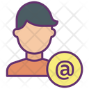 User Email Address Icon