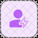 User Energy Icon