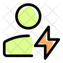 User Energy Avatar Profile Icon